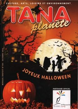 Tana Planète: Numéro 104 – octobre 2016