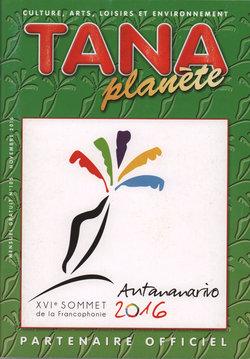 Tana Planète: Numéro 105 – novembre 2016