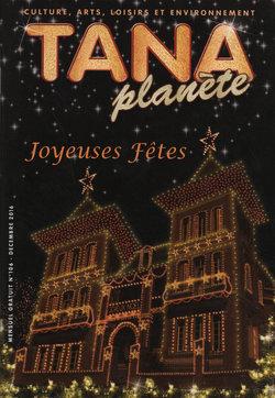 Tana Planète: Numéro 106 – décembre 2016