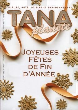 Tana Planète: Numéro 118 – décembre 2017