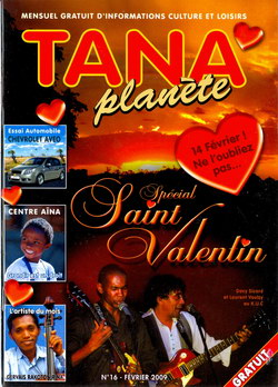 Tana Planète: Numéro 16 – Février 2009