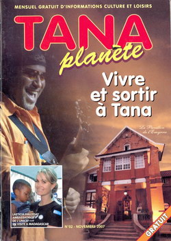 Tana Planète: Numéro 2 – Novembre 2007