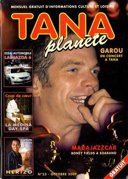 Tana Planète: Numéro 23 – Octobre 2009