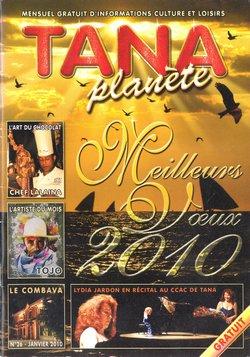 Tana Planète: Numéro 26 – Janvier 2010