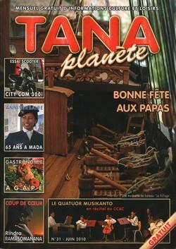 Tana Planète: Numéro 31 – juin 2010