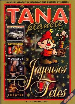 Tana Planète: Numéro 36 – Decembre 2010
