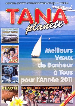 Tana Planète: Numéro 37 – Janvier 2011