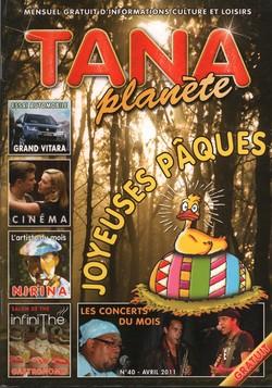 Tana Planète: Numéro 40 – avril 2011