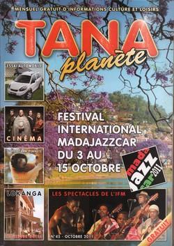 Tana Planète: Numéro 45 – octobre 2011