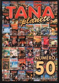 Tana Planète: Numéro 50 – mars 2012