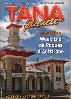 Tana Planète: Numéro 51 – avril 2012