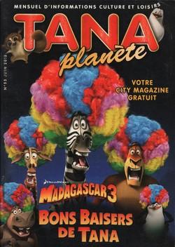 Tana Planète: Numéro 53 – juin 2012