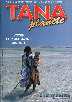 Tana Planète: Numéro 68 –  août 2013