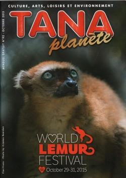 Tana Planète: Numéro 92 – octobre 2015