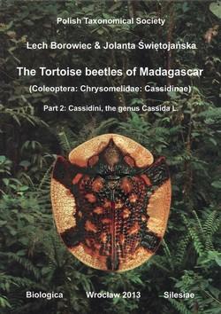 The Tortoise Beetles of Madagascar: Part 2: Cassidini, the genus Cassida L.