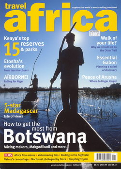 Travel Africa: Edition 38; Spring 2007