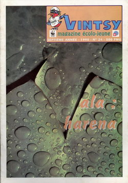 Vintsy: Magazine écolo-jeune: No. 24: Ala: harena