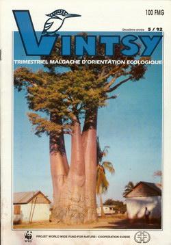 Vintsy: Trimestriel Malgache d'Orientation Ecologique: No. 5