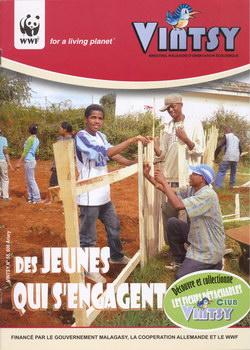 Vintsy: Bimestriel Malgache d'Orientation Ecologique: No. 55: Des Jeunes qui s'Engagent