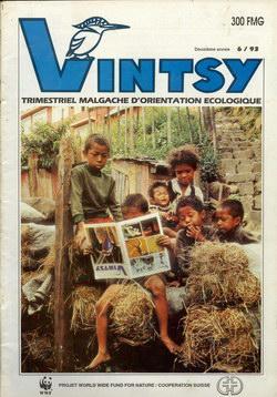 Vintsy: Trimestriel Malgache d'Orientation Ecologique: No. 6