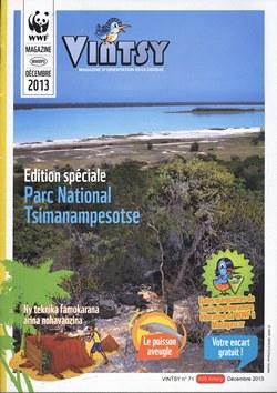 Vintsy: Magazine d'Orientation Ecologique: No. 71: Décembre 2013