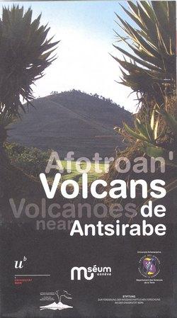 Volcans de Antsirabe / Volcanoes near Antsirabe / Afrotroan' Antsirabe
