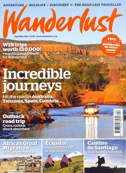Wanderlust: Issue 119: April/May 2011