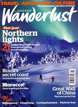 Wanderlust: Issue 123: November 2011