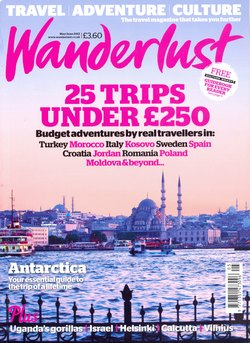 Wanderlust: Issue 128: May/June 2012
