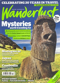 Wanderlust: Issue 140: October 2013