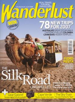 Wanderlust: Issue 84: Dec 2006/Jan 2007
