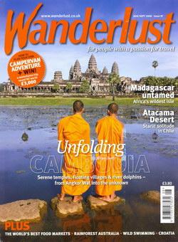 Wanderlust: Issue 97: Apr/Sept 2008