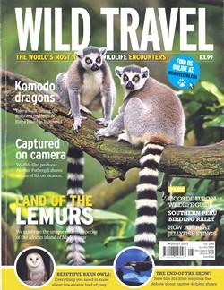 Wild Travel: August 2013