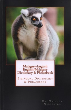 Malagasy-English English-Malagasy Dictionary & Phrasebook: Bilingual Dictionary & Phrasebook