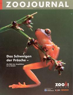 Zoojournal: Herausgegeben vom Zoo Zürich und der Tiergarten-Gesellschaft Zürich: Nr. 4, 2006