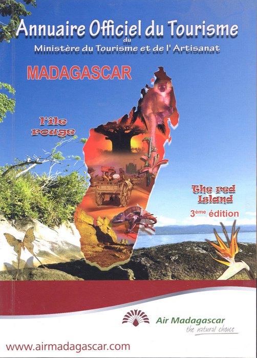 Annuaire officiel du tourisme du madagascar l 39 le rouge - Officiel du cuisiniste ...