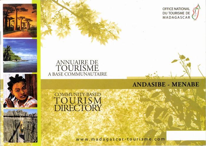 Andasibe menabe annuaire de tourisme base communautaire c madagascar library - Office national du tourisme madagascar ...