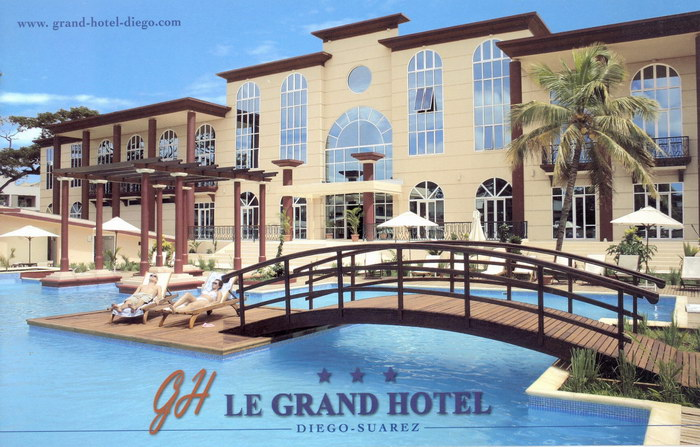 Diego Suarez Grand Hotel