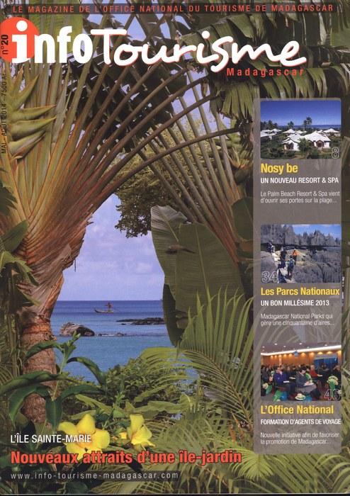 Info tourisme madagascar no 20 mai ao t 2013 madagascar library - Office national du tourisme madagascar ...