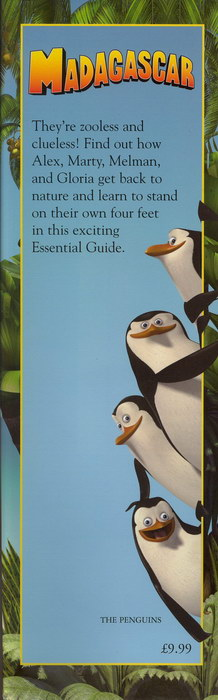 Madagascar: The Essential Guide 1405309989 9781405309981