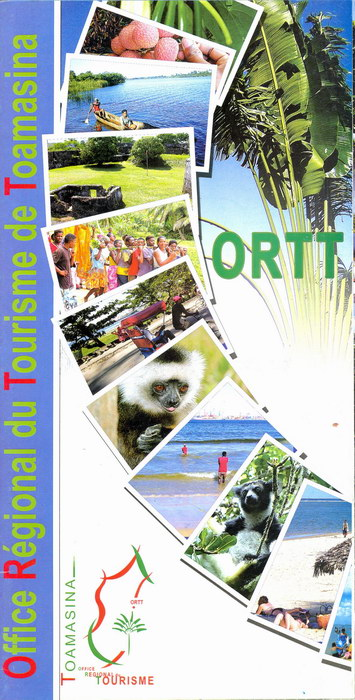 Office r gional du tourisme de toamasina ortt madagascar library - Office du tourisme orelle ...